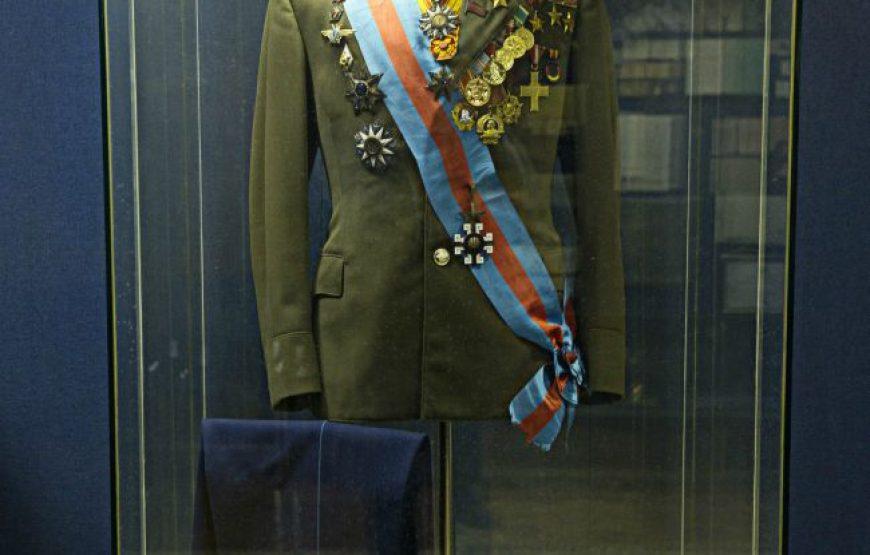 Yuriy Gagarin's uniform