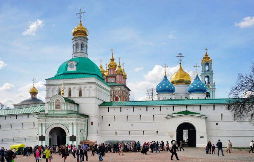 Trinity Monastery of St. Sergius Grounds