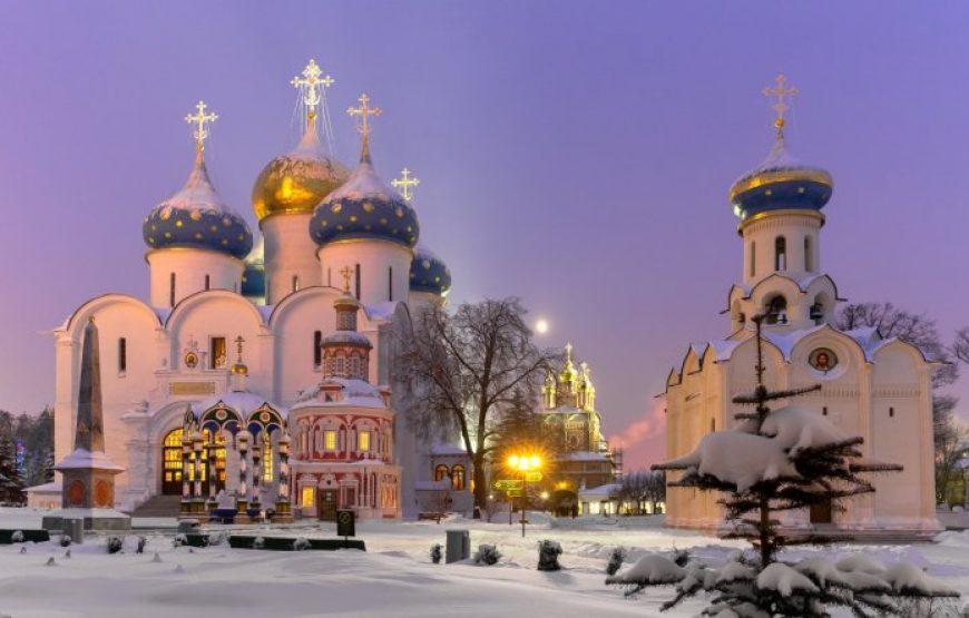 Holy Trinity Sergius Lavra