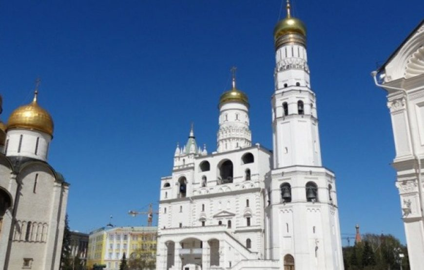The Kremlin Territory and Cathedrals