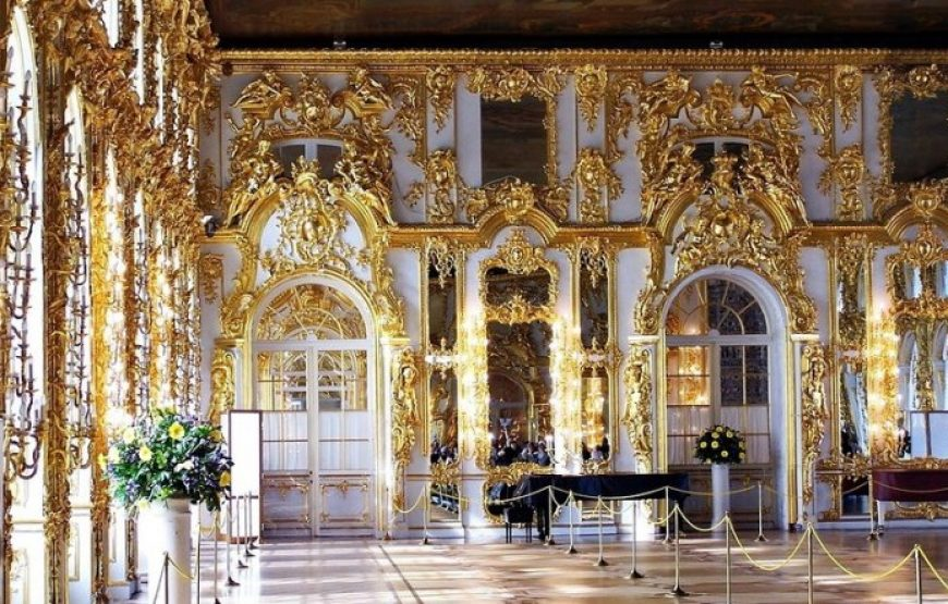 Banquet Hall of Catherine Palace