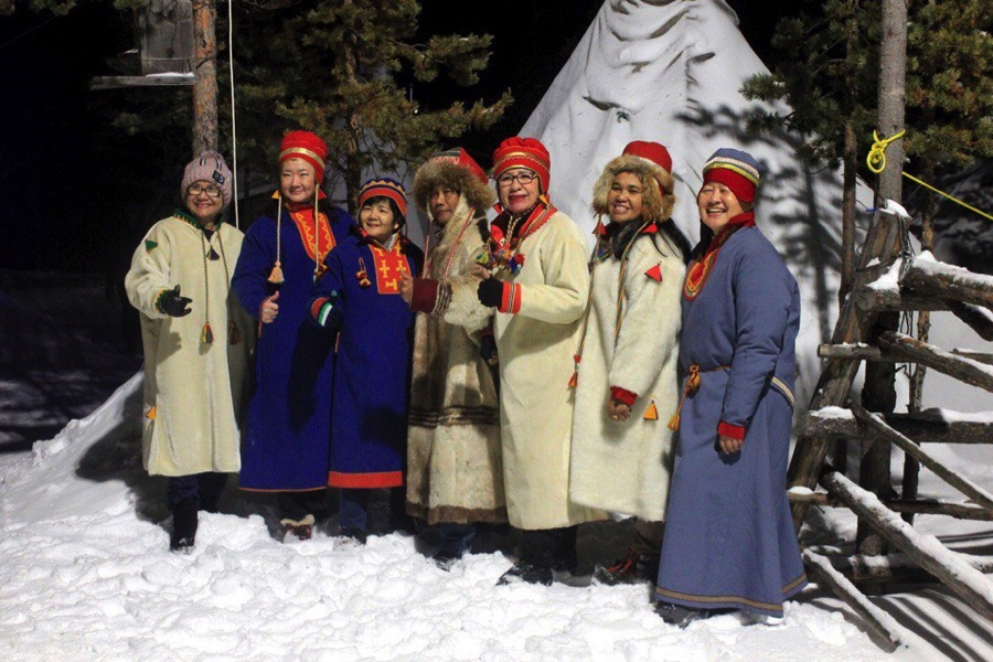Day 3 - Sami village visit and Kirovsk tour