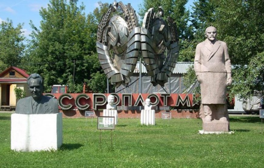 USSR monuments