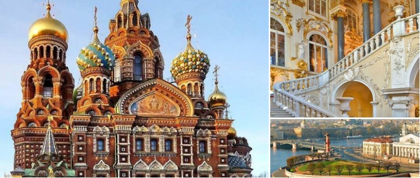 Day 2 – Highlights of St. Petersburg