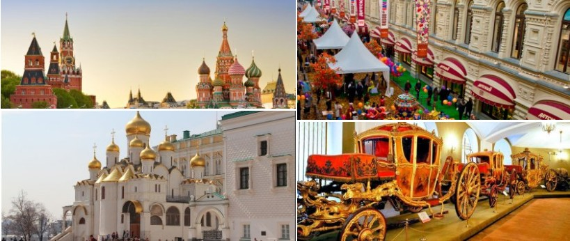 Day 5 – Iconic Highlights of Moscow