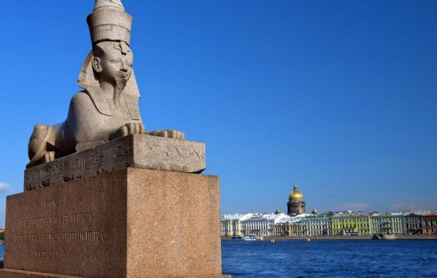 The Sphinx of St. Petersburg