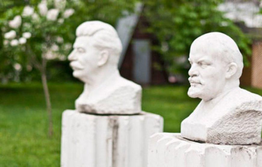 Park of Fallen Idols in Museon Park