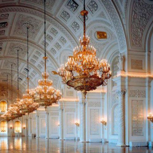 Grand Kremlin Palace interior