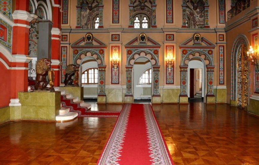 Terem Palace of the Kremlin