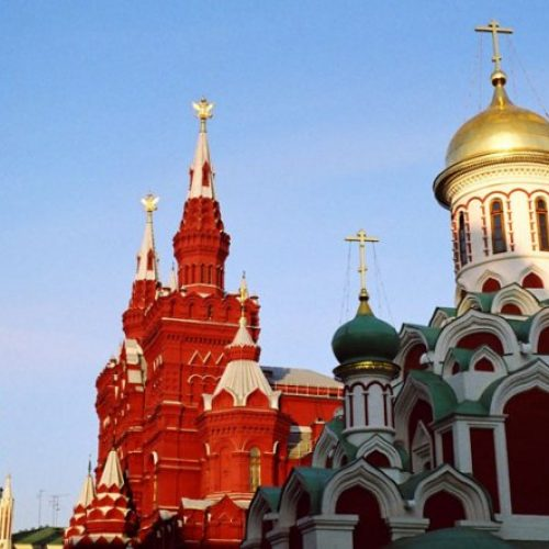 Moscow Kremlin and