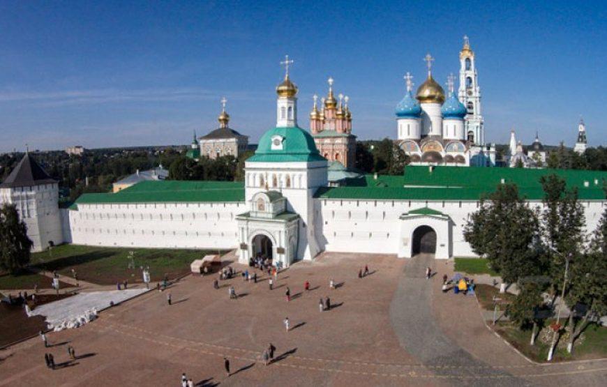 Sergiev Posad, Trinity Monastery