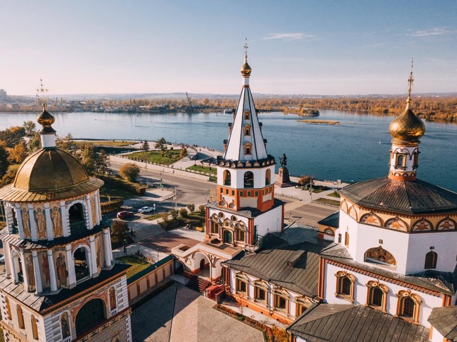 Day 4. Irkutsk