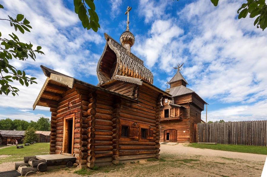 Day 1. Listvyanka Tour