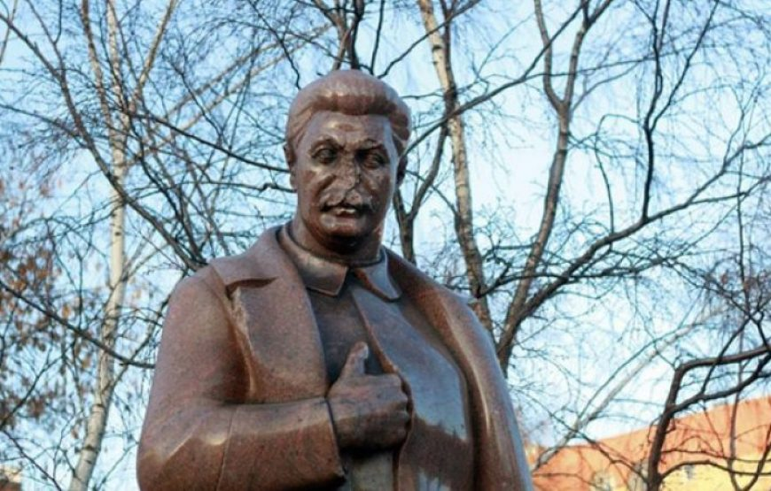 Stalin Monument