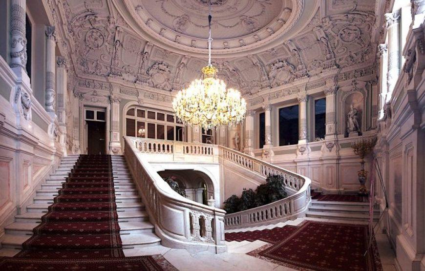 Yusupov Palace main staircase