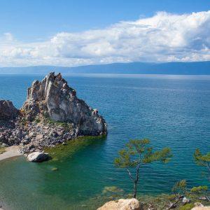 Baikal island