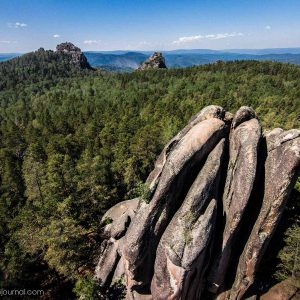 Stolby Natural Reserve